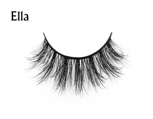 create your own brand make up 100% real Siberian 3d Mink fake Lashes