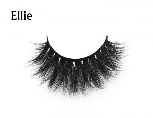 best seller create your own brand 100% real fur private label 3d mink eyelashes
