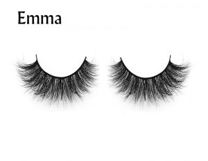 100% real mink fur cruelty free create your own brand 3D mink lashes