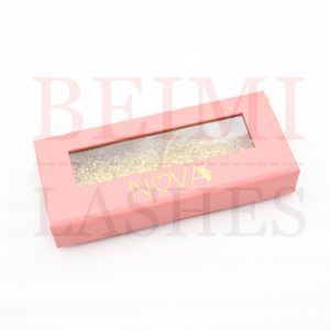Wholesale Mink Lashes Vendor 3D Mink Lashes Strip